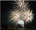 SX4853 : British Firework Championships 2012, Plymouth, Devon by Christine Matthews