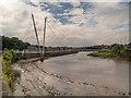 SD4762 : River Lune and Millennium Footbridge, Lancaster by David Dixon