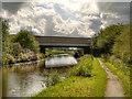 SD6124 : Brimmicroft Bridge, Leeds and Liverpool Canal by David Dixon