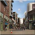 SD8010 : The Rock Shopping Centre, Central Street by David Dixon