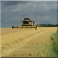 SE9917 : Combining on Saxby Wolds by David Wright