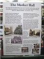 SJ8990 : Market Hall information board by Robin Stott