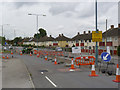 SK5535 : Southchurch Drive junction - 2  by Alan Murray-Rust