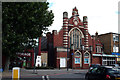 TQ3573 : Central Church, Stanstead Road by Dr Neil Clifton