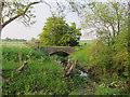 TL3266 : Farm bridge over a stream by Hugh Venables