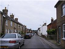 TM3863 : Albion Street, Saxmundham by Geographer