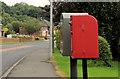 J1952 : Letter box and drop box, Dromore by Albert Bridge