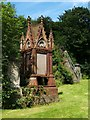 NS6065 : Memorial to Alexander Mackenzie by Lairich Rig