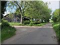 TL2256 : Pitsdean Road past Manor Farm by Hugh Venables