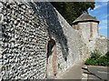 SU8604 : Chichester City walls by Rob Farrow