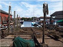 ST5772 : Underfall Yard - BS1 by David Hallam-Jones