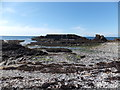 SC2177 : Foreshore and rocks at Niarbyl by Richard Hoare