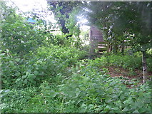 SO9335 : Footbridge near Wells Farm, Kinsham by Liz Stone