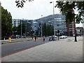 TQ3078 : Apartment Block Parliament View by PAUL FARMER