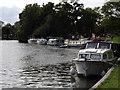 SU5096 : Abingdon - Pleasure Cruisers by Colin Smith