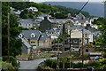 SH6039 : Penrhyndeudraeth, Gwynedd by Peter Trimming
