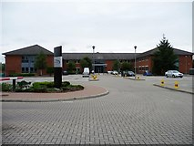 SK3635 : Interfleet's offices, Pride Park, Derby by Christine Johnstone