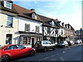SO7225 : On-street parking, Broad Street, Newent by Jaggery