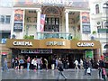 TQ2980 : Empire Cinema, Leicester Square by Paul Gillett