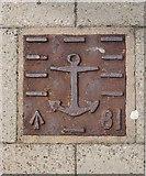 SY6874 : Admiralty relic, Castletown, Portland by Stefan Czapski