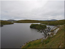 NB1536 : Loch Ional by Gus Macdonald