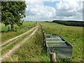 SU8517 : South Downs Way heads east by Robin Webster