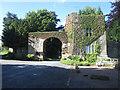 NU1713 : Hulne Park Gatehouse, Alnwick by Graham Robson
