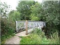 SK3871 : Bridge across the River Rother / Chesterfield Canal by Christine Johnstone