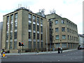 NT2472 : Fountainbridge telephone exchange by Thomas Nugent