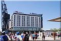 TQ4080 : Ibis Hotel, Victoria Dock by N Chadwick