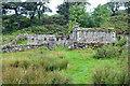 NR7761 : Burial ground at Kilnaish by Steven Brown