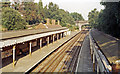 TQ4393 : Chigwell station, 1984 by Ben Brooksbank