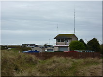 SD1578 : Haverigg Inshore Rescue Station by Alexander P Kapp
