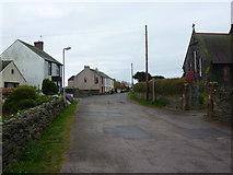 SD1578 : St Luke's Road, Haverigg by Alexander P Kapp