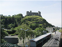 SH5831 : Harlech Castle by Peter Holmes