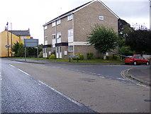 TM3877 : B1123 Quay Street, Halesworth by Adrian Cable