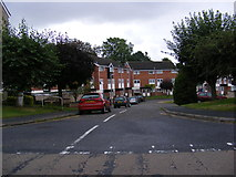 TM3877 : Maltings Close, Halesworth by Adrian Cable