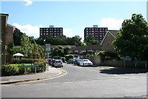 TQ3770 : New Beckenham:  Hackington Crescent by Dr Neil Clifton
