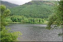 NN5810 : Loch Lubnaig by N Chadwick