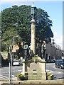 NU1913 : Alnwick War Memorial by Graham Robson