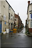 TA2711 : Henderson Street, Grimsby by Dave Hitchborne