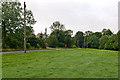 TQ4257 : Ricketts Hill Road by Ian Capper