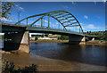 NZ1963 : Scotswood Bridge by Peter McDermott