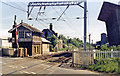 TM1250 : Claydon station (remains), 1985 by Ben Brooksbank