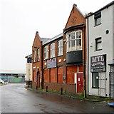 TA2711 : Former TC'S Club, Grimsby by Dave Hitchborne