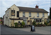 SK3750 : Tollgate Inn, Brook Street, Heage by Andrew Hill