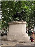 TQ2879 : Equestrian Statue of Marechal Foch by Stephen Craven