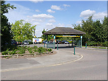 SK7954 : Tolney Lane Car Park  by Alan Murray-Rust