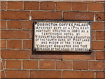 """SK7954 : Ossington Coffee Palace - """"a perfect copy""""  by Alan Murray-Rust"""