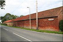 TF4382 : Withern: nice brickwork by Chris